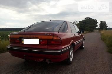 Mitsubishi Galant GLS J 1989