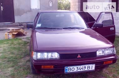 Mitsubishi Galant 1985 в Залещиках