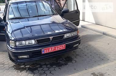 Mitsubishi Galant 1990 в Луцке