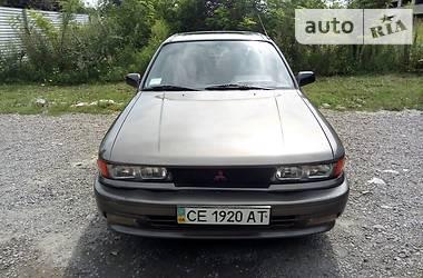 Mitsubishi Galant 1991 в Черновцах