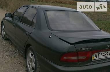 Mitsubishi Galant 1993 в Ивано-Франковске