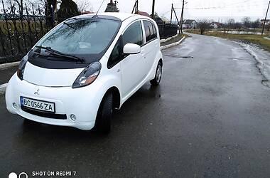 Mitsubishi i-MiEV 2011 в Львові