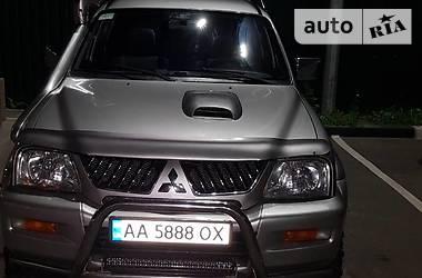 Mitsubishi L 200 2005 в Киеве