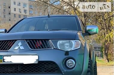 Mitsubishi L 200 2008 в Одессе