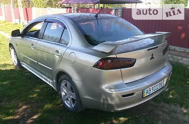 Mitsubishi Lancer X 2008 в Тульчине