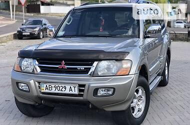 Mitsubishi Montero 2000 в Могилев-Подольске