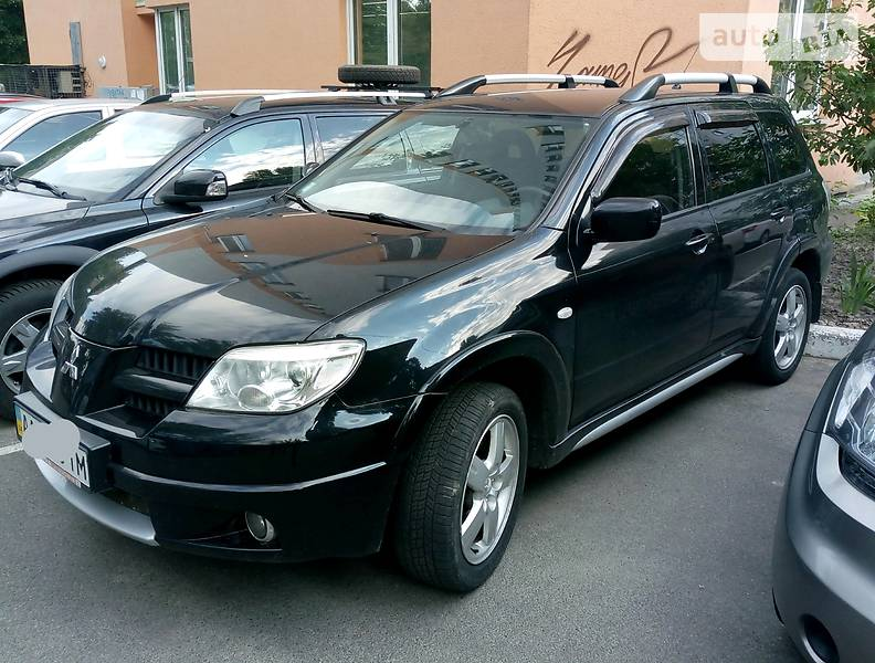 Mitsubishi Outlander 2010 в Киеве