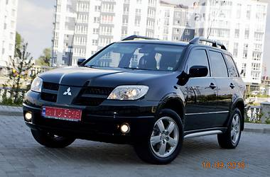 Mitsubishi Outlander 2008 в Ивано-Франковске
