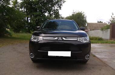 Mitsubishi Outlander 2014 в Сумах