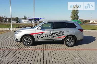 Mitsubishi Outlander 2018 в Ужгороде