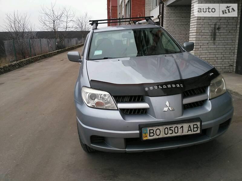 Mitsubishi Outlander 2004 в Тернополе