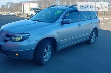 Mitsubishi Outlander 2003 в Боярке