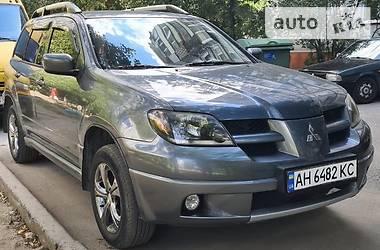 Mitsubishi Outlander 2004 в Мариуполе