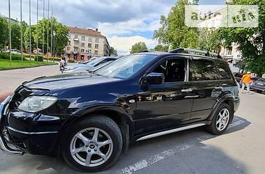 Внедорожник / Кроссовер Mitsubishi Outlander 2007 в Тернополе