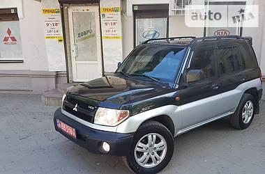Mitsubishi Pajero Pinin 2003 в Днепре