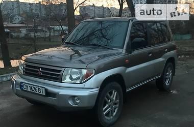 Mitsubishi Pajero Pinin 2002 в Чернигове