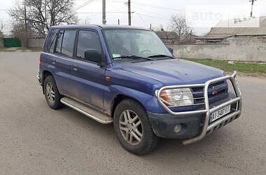 Mitsubishi Pajero Pinin 2001 в Одессе