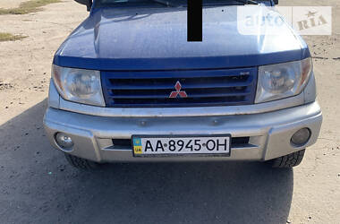 Внедорожник / Кроссовер Mitsubishi Pajero Pinin 2001 в Прилуках