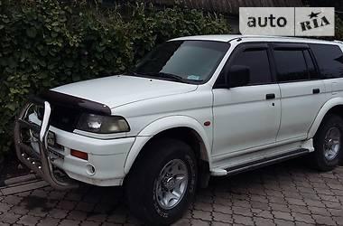 Mitsubishi Pajero Sport 1999 в Сумах