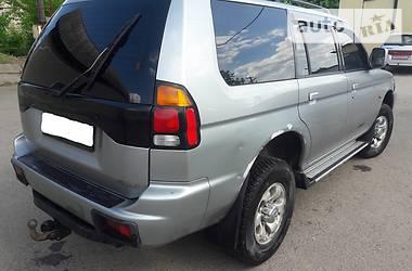 Mitsubishi Pajero Sport 2001 в Черкассах