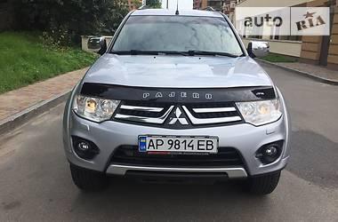 Mitsubishi Pajero Sport 2015 в Киеве