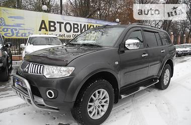 Mitsubishi Pajero Sport 2011 в Кропивницком