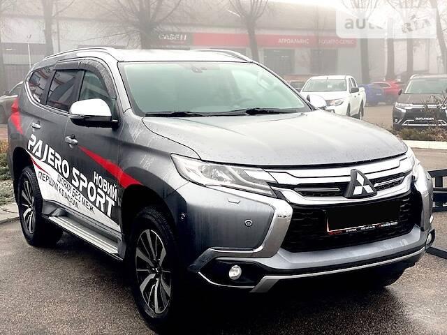 Mitsubishi Pajero Sport 2018 в Кропивницком