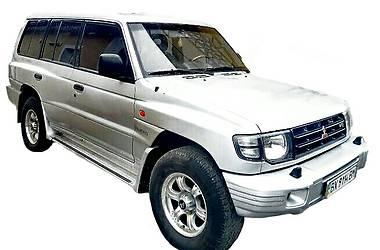 Mitsubishi Pajero Wagon 1999 в Хмельницком