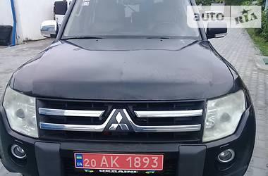Mitsubishi Pajero Wagon 2007 в Залещиках