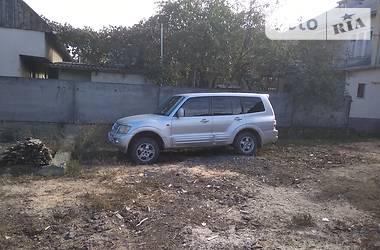 Mitsubishi Pajero Wagon 2000 в Мукачево