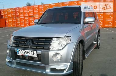 Mitsubishi Pajero Wagon 2007 в Ужгороде