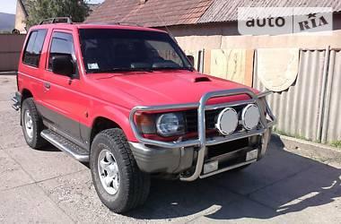 Mitsubishi Pajero 1993 в Перечині
