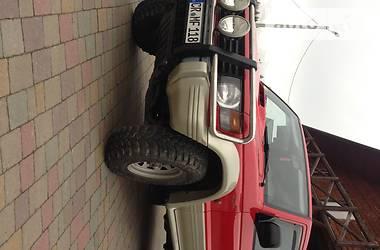 Mitsubishi Pajero 1996 в Львове