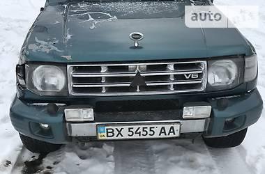 Mitsubishi Pajero 1997 в Киеве