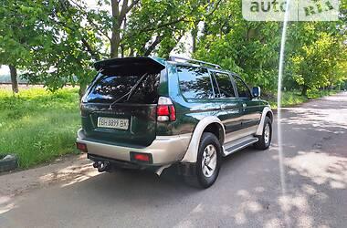 Внедорожник / Кроссовер Mitsubishi Pajero 2000 в Одессе