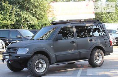 Позашляховик / Кросовер Mitsubishi Pajero 2006 в Дніпрі