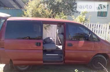 Mitsubishi Space Gear 1999