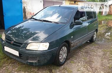 Mitsubishi Space Star 2002 в Калуше