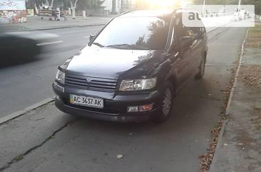 Mitsubishi Space Wagon 1999 в Луцке