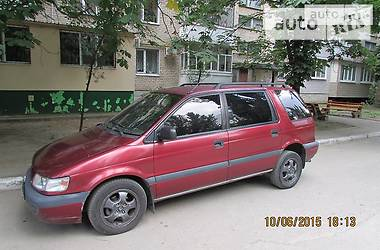 Mitsubishi Space Wagon 1996 в Запорожье