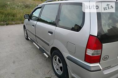 Mitsubishi Space Wagon 1999 в Березному
