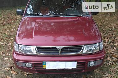 Mitsubishi Space Wagon 1998 в Луцке