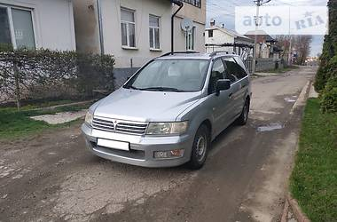 Mitsubishi Space Wagon 2003 в Черновцах