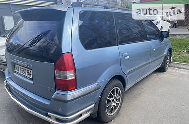 Mitsubishi Space Wagon 2001 в Вишневом
