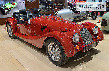 Morgan Plus 4 2019 в Киеве