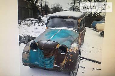 Москвич / АЗЛК 401 1956 в Должанске