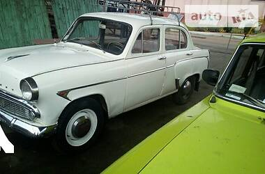Москвич / АЗЛК 403 1953 в Чернигове