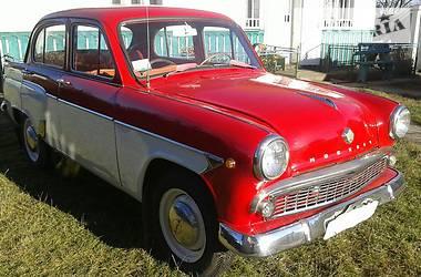Москвич/АЗЛК 407 1962 в Черновцах