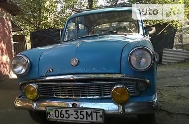 Москвич / АЗЛК 407 1960 в Черкассах