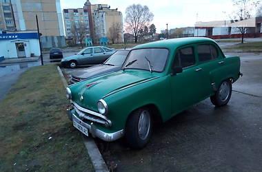 Москвич/АЗЛК 407 1961 в Славутиче